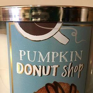 Pumpkin Donut Shop